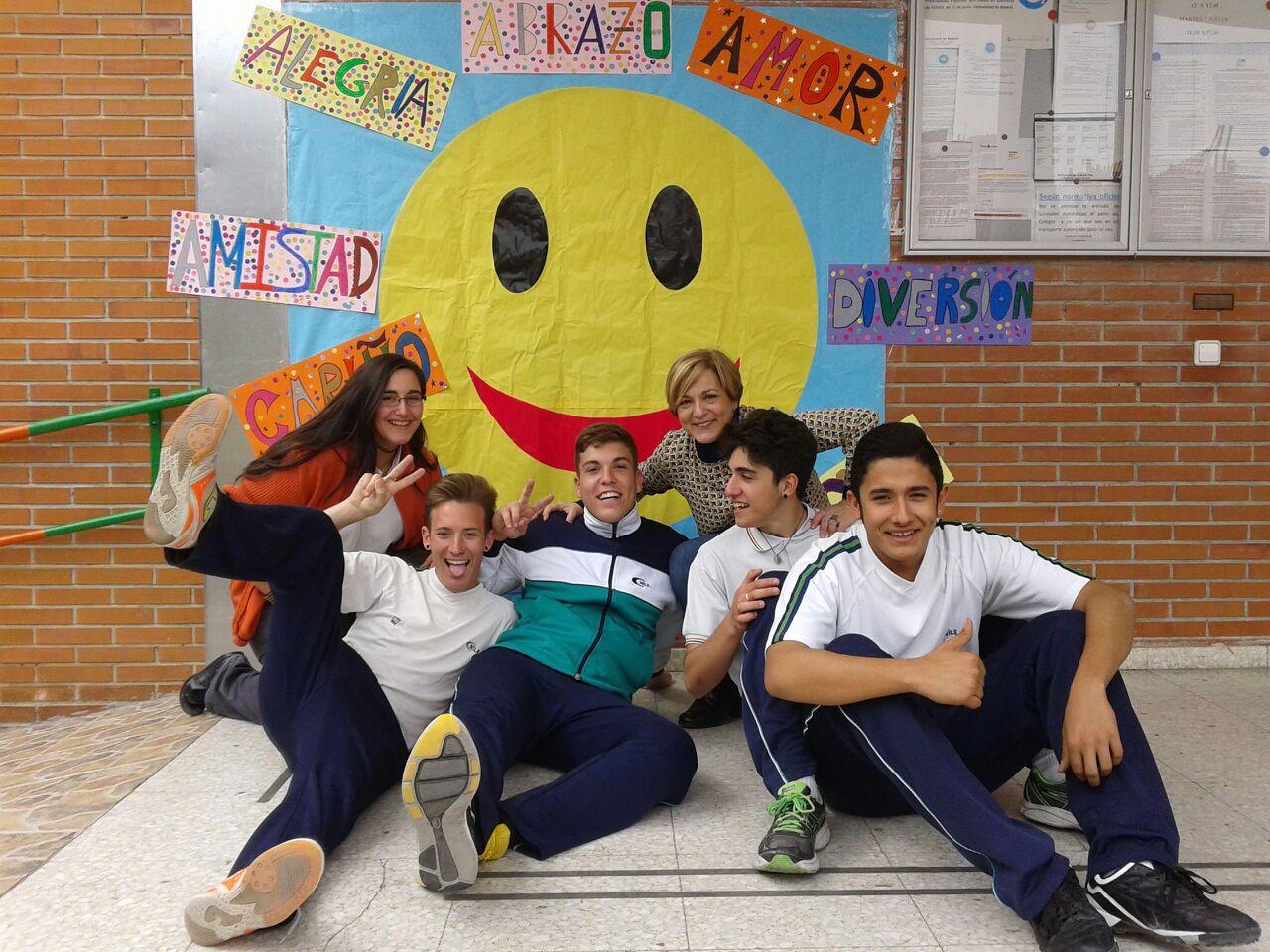 20 de marzo  d u00eda de la felicidad en el colegio nile